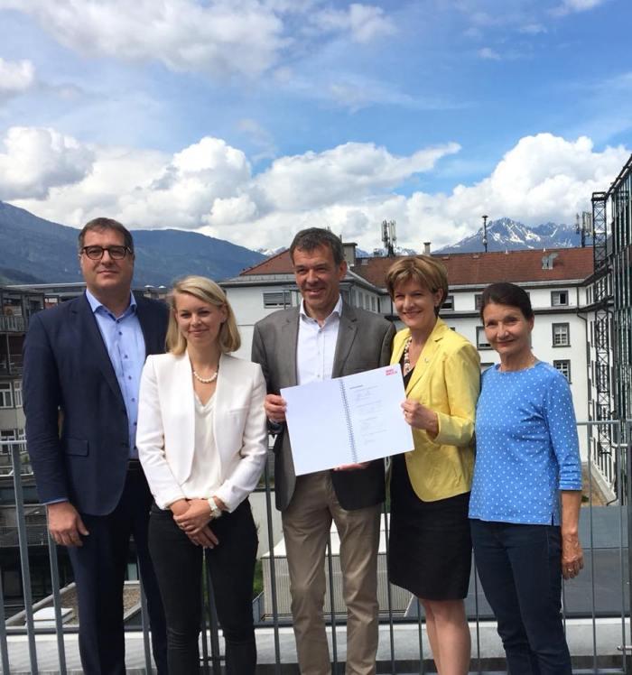 Innsbruck: Klares Ja der SPÖ zu neuerStadtkoalition