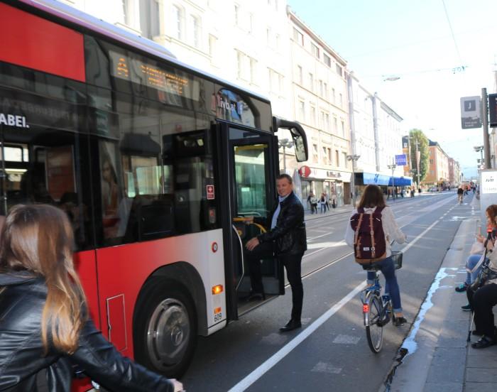 Die Gefährdung von FußgängerInnen darf nicht hingenommenwerden